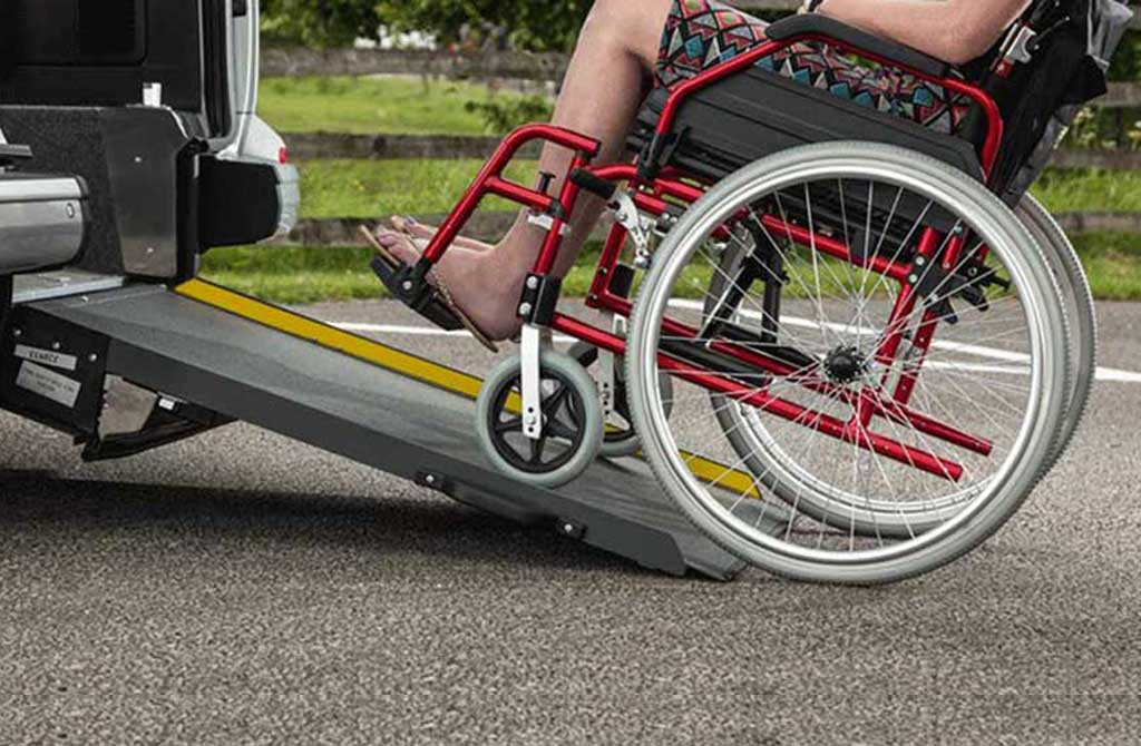 Accessibility products for Personal Mobility