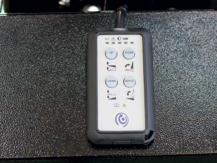 Plug & Play Backlit Remote Control