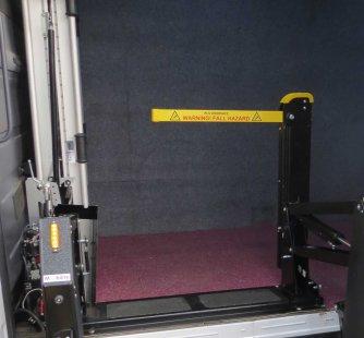 Inboard Lift DoorSafe