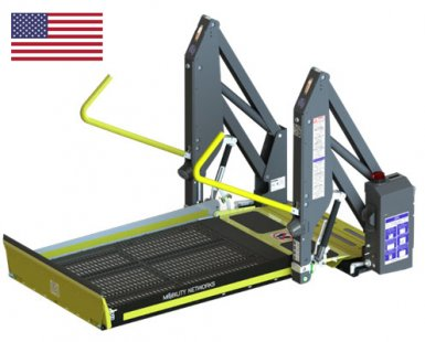 iCLASS™ FMVSS Inboard Lift