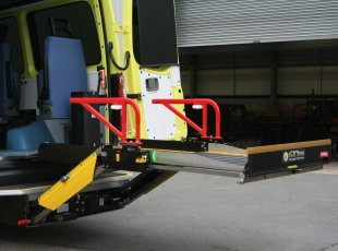 Stretcher Cassette Lift